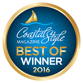 Coastal Style Magazine - Best Of Winner 2016
