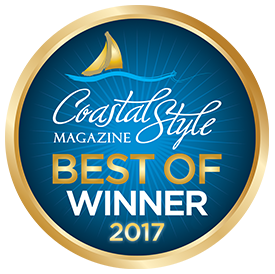 Coastal Style Magazine - Best Of Winner 2017