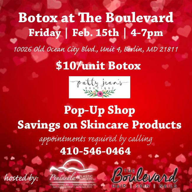 Botox at The Boulevard Event