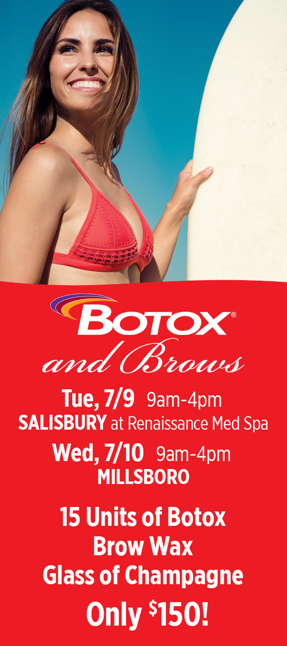 Botox & Brows Event