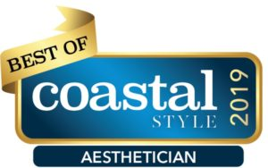 2019 Best Aesthetician Logo